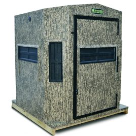 MARKSMAN 6X6 SQUARE COMBO HUNTING BLIND